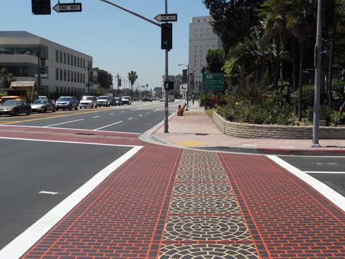 Union Station/Olvera Street - Los Angeles - Deco Pave, Inc.